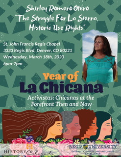 Year of La Chicana Event