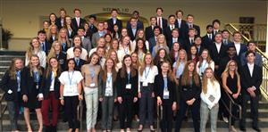 CCHS DECA National Conference