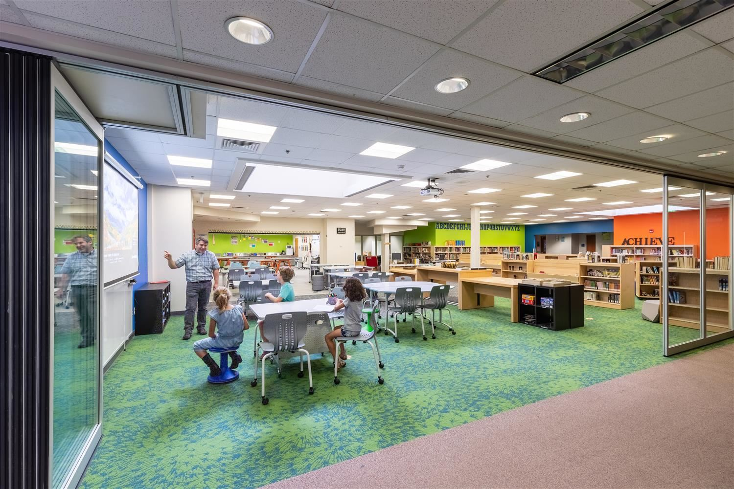 New innovation space