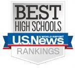 us news school rankings logo