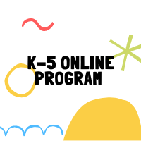 K-5 Online Program Schedules
