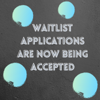Waitlist Application is Open