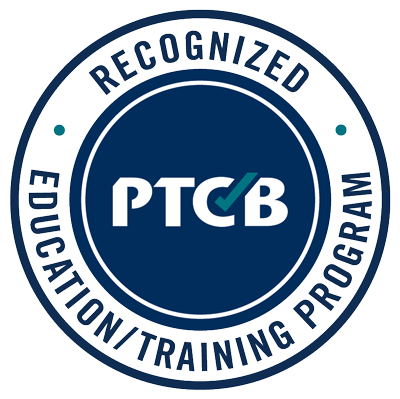 PTCB Recognized Education Training Program