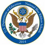 2014 National Blue Ribbon School Seal