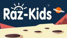 RAZ Kids - Online Guided Reading Program.  See classroom teacher for individual student log in.