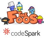 The Foos Code Spark Academy Coding App for Kids