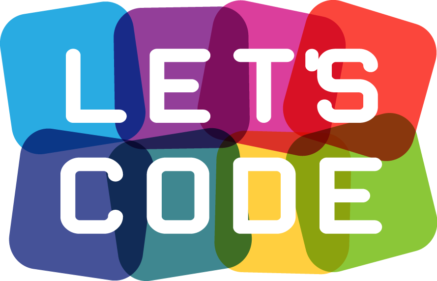 Let's Code clipart