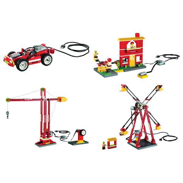 Image of LEGO WeDo Builds