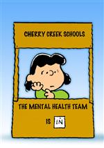 Photo of CCSD Mental Health Team is in