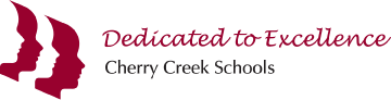 Cherry Creek Schools logo