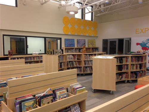 Ponderosa library space