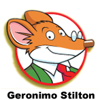 Geronimo Stilton logo