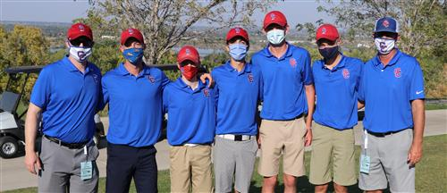 CCHS Boys Golf Team