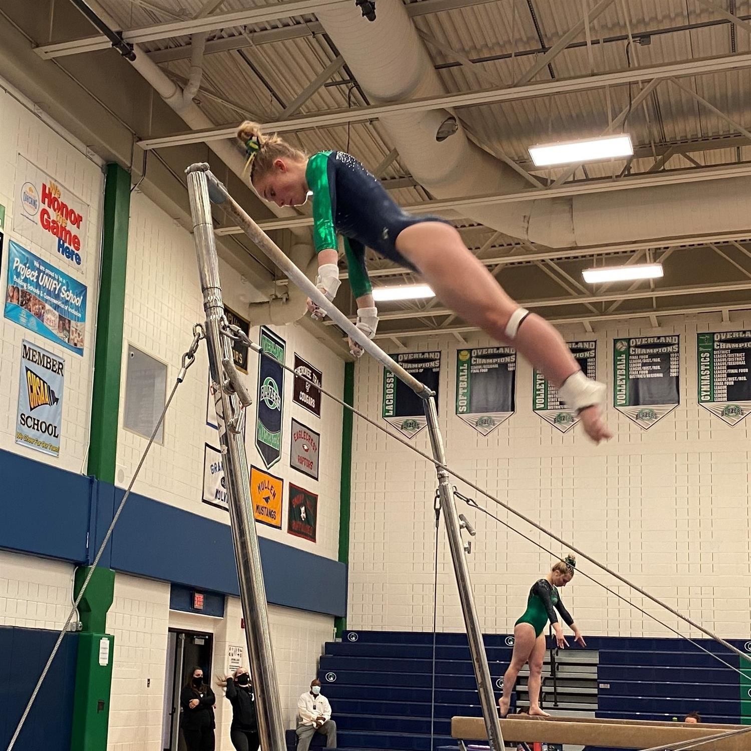 Girls gymnastics: Region 1 Tournament