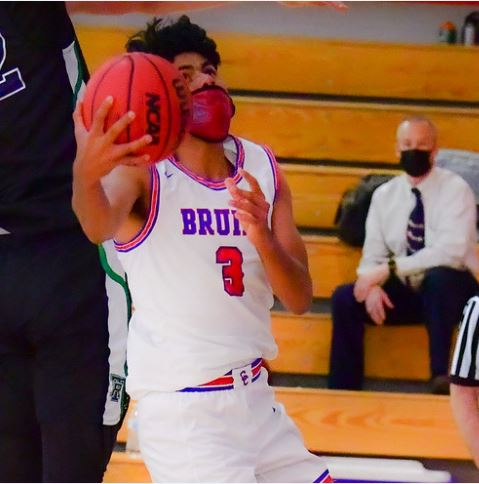 Cherry Creek Bruins' Julian Hammond III