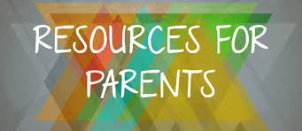 Click here for resources for parents