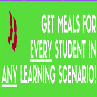 Get meals for all students ad
