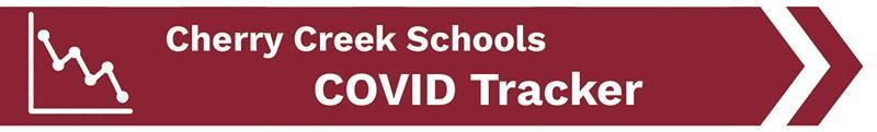Cherry Creek Schools COVID Tracker logo