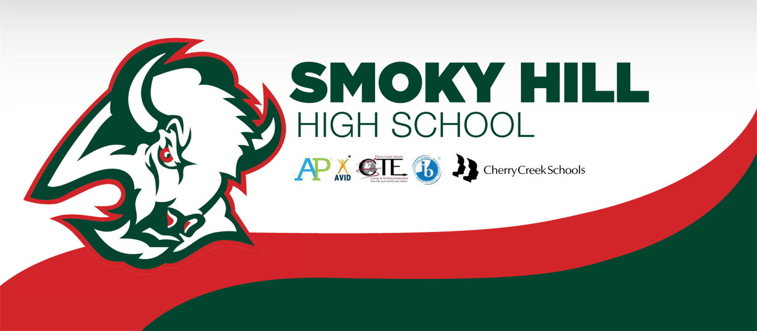 Smoky Hill High School Logo banner