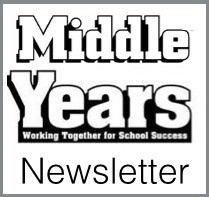 Middle Years Newsletter