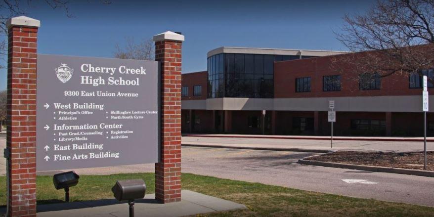 Cherry Creek High School / Homepage