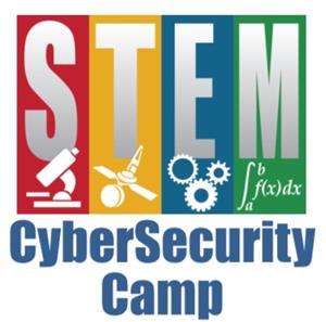 STEM CyberSecurity Camp Logo