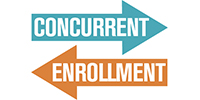 concurrent enrollment logo