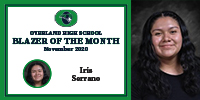 Iris Serrano November Blazer of the Month