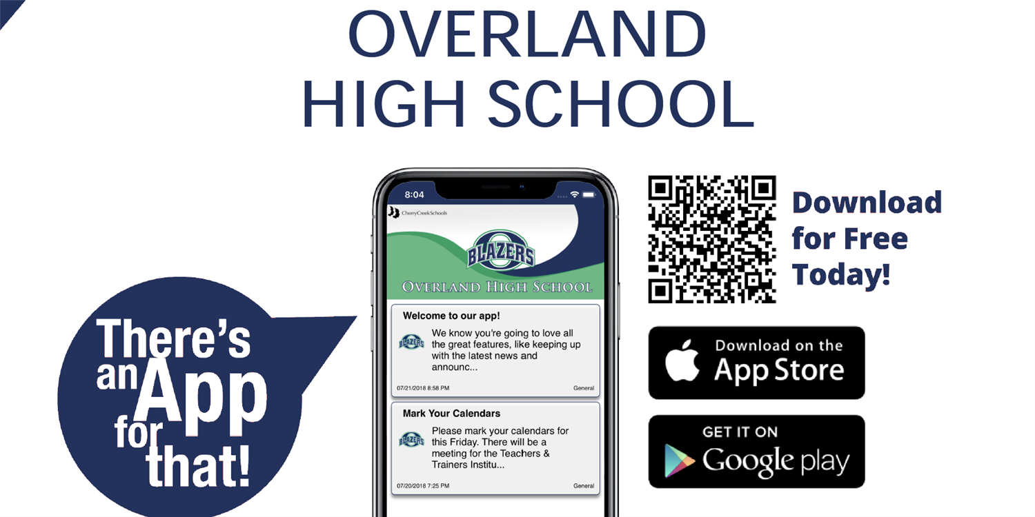 Overland High School / Homepage