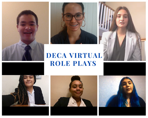 DECA Virtual Role Plays
