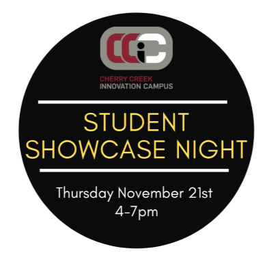 Student Showcase Night - November 21