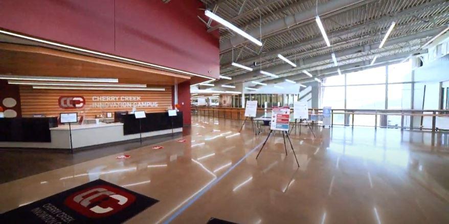 Cherry Creek Innovation Campus / Homepage